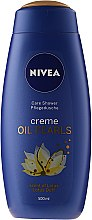 Düfte, Parfümerie und Kosmetik Duschgel - Nivea Oil Pearls Lotus Flower Shower Gel