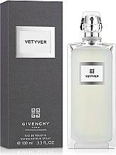 Düfte, Parfümerie und Kosmetik Givenchy Vetyver - Eau de Toilette