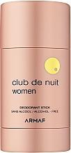 Düfte, Parfümerie und Kosmetik Armaf Club De Nuit - Deostick