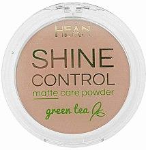 Düfte, Parfümerie und Kosmetik Gesichtspuder - Hean Shine Control Matte Care Powder