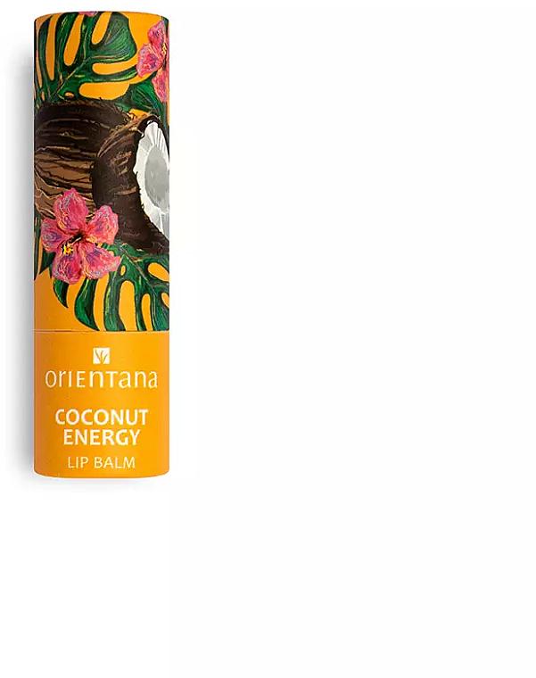 Lippenbalsam Kokosnussenergie - Orientana