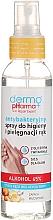 Düfte, Parfümerie und Kosmetik Antibakterielles Handspray mit Pfirsichduft - Dermo Pharma Antibacterial Hand Spray