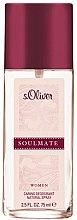 Düfte, Parfümerie und Kosmetik S.Oliver Soulmate Women - Parfum Deodorant