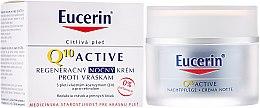 Düfte, Parfümerie und Kosmetik Anti-Aging Nachtcreme - Eucerin Q10 Active Night Cream
