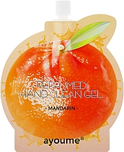 Düfte, Parfümerie und Kosmetik Parfümiertes antiseptisches Handreinigungsgel mit Mandarinenduft - Ayoume Perfumed Hand Clean Gel Mandarin