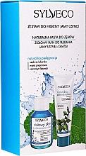 Düfte, Parfümerie und Kosmetik Mundpflegeset - Sylveco (Mundwasser 100ml + Zahnpasta 100ml)