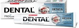 Düfte, Parfümerie und Kosmetik Zahnpasta zur Pflege und Schutz für Träger von kieferorthopädischen Apparaturen - Dental Pro Ortho&Brackets
