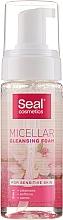 Düfte, Parfümerie und Kosmetik Mizellen-Reinigungsschaum für empfindliche Haut - Seal Cosmetics Micellar Cleansing Foam