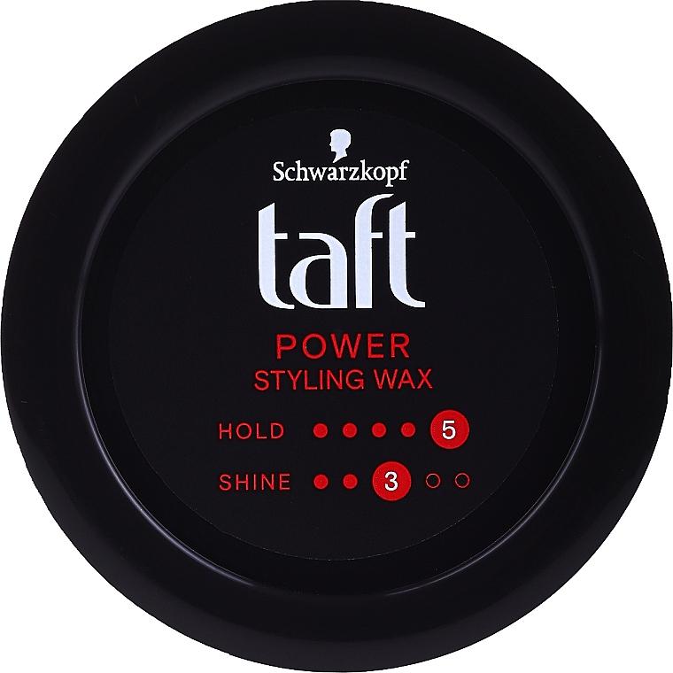 Haarwachs - Schwarzkopf Taft Power Wax
