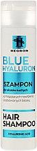 Düfte, Parfümerie und Kosmetik Shampoo für trockenes, glanzloses Haar mit Hyaluronsäure - Hegron Blue Hyaluron Hair Shampoo