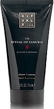 Düfte, Parfümerie und Kosmetik Schäumende Rasiercreme mit Basilikum und Ginseng - Rituals The Ritual Of Samurai Shave Cream