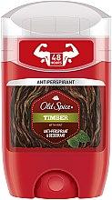 Düfte, Parfümerie und Kosmetik Deostick Antitranspirant - Old Spice Timber Deodorant Stick