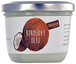 Düfte, Parfümerie und Kosmetik Kokosnussöl - Sefiros Coconut Oil