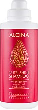 Düfte, Parfümerie und Kosmetik Nährendes Shampoo mit Argan- und Traubenkernöl - Alcina Nutri Shine Oil Shampoo