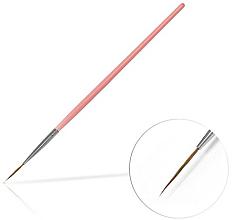 Düfte, Parfümerie und Kosmetik Schmuckpinsel 15mm Pink - Silcare Brush 03