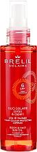 Düfte, Parfümerie und Kosmetik Sonnenschutzöl für Haar und Körper SPF 6 - Brelil Solaire Oil SPF 6