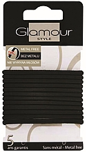 Düfte, Parfümerie und Kosmetik Haargummis 414687 schwarz - Glamour
