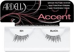 Düfte, Parfümerie und Kosmetik Künstliche Wimpern - Ardell Lash Accents Black 301