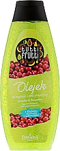 Düfte, Parfümerie und Kosmetik Bade- und Duschöl mit Birne und roter Preiselbeere - Farmona Tutti Frutti Bath Oil