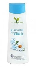 Düfte, Parfümerie und Kosmetik Beruhigende Körperlotion mit Kamille und Meersalz - Cosnature Med Body Lotion Natural Brine & Camomile