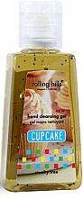 Düfte, Parfümerie und Kosmetik Antibakterielles Handgel Cupcake - Rolling Hills Hand Cleansing Gel Cupcake