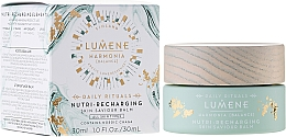 Düfte, Parfümerie und Kosmetik Nährender Gesichtsbalsam - Lumene Harmonia Nutri-Recharging Skin Saviour Balm