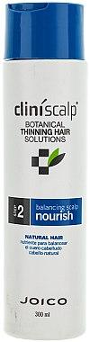 Pflegender Conditioner für natürliches Haar - Joico Cliniscalp Balancing Scalp Nourish For Natural Hair — Bild N1