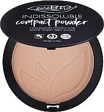 Düfte, Parfümerie und Kosmetik Kompakter Gesichtspuder - PuroBio Cosmetics Compact Powder