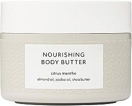 Düfte, Parfümerie und Kosmetik Tief nährende aufweichende und feuchtigkeitsspendende Körperbutter mit Zitrus- und Minzduft - Estelle & Thild Citrus Menthe Nourishing Body Butter