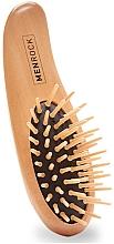 Düfte, Parfümerie und Kosmetik Bartbürste aus Holz - Men Rock Beard Brush
