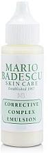 Düfte, Parfümerie und Kosmetik Gesichtsemulsion mit Kollagen und Hyaluronsäure - Mario Badescu Corrective Complex Emulsion