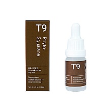 Düfte, Parfümerie und Kosmetik Intensiv feuchtigkeitsspendendes Gesichtsserum mit Squalan - Toun28 T9 Phyto-Squalane Serum