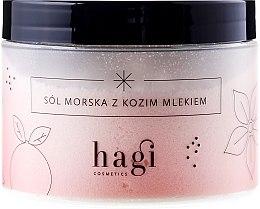 Düfte, Parfümerie und Kosmetik Badesalz mit Ziegenmilch - Hagi Bath Salt