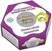 Düfte, Parfümerie und Kosmetik Festes Bio-Shampoo für gefärbtes Haar - Ma Provence Solid Shampoo