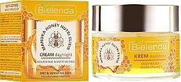 Düfte, Parfümerie und Kosmetik Pflegende Gesichtscreme - Bielenda Manuka Honey Nutri Elixir Day/Night Cream