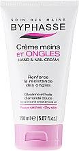 Düfte, Parfümerie und Kosmetik Hand- und Nagelcreme - Byphasse Hand And Nail Cream
