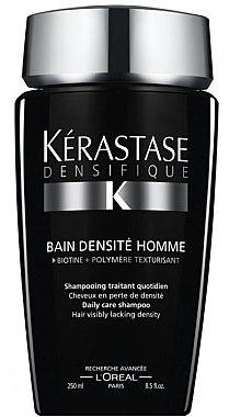 Verdichtendes Shampoo für feines bis normales Männerhaar - Kerastase Densifique Bain Densite Homme Shampoo