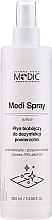 Düfte, Parfümerie und Kosmetik Desinfektionsspray für Hände und Oberflächen - Pierre Rene Medic Laboratorium Medi Spray