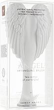Düfte, Parfümerie und Kosmetik Entwirrbürste weiß-grau 18,7 cm - Tangle Angel 2.0 Detangling Brush White/Grey
