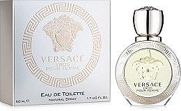 Düfte, Parfümerie und Kosmetik Versace Eros Pour Femme - Eau de Toilette