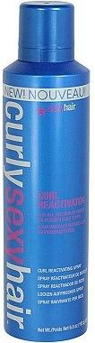Locken-Auffrischer-Spray - SexyHair CurlySexyHair Curl Reactivator — Bild N1