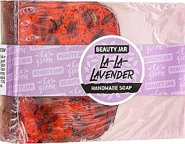 Düfte, Parfümerie und Kosmetik Glycerinseife mit Lavendelextrakt - Beauty Jar Lavender Handmade Soap
