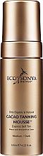 Düfte, Parfümerie und Kosmetik Selbstbräunungsmousse mit Kakao - Eco by Sonya Eco Tan Cacao Tanning Mousse