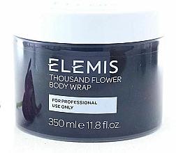 Düfte, Parfümerie und Kosmetik Pflegende Detox-Körpermaske mit Mineralien und grünem Tee - Elemis Thousand Flower Detox Body Mask