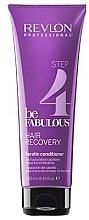 Düfte, Parfümerie und Kosmetik 4-Phasen Pflegehaarspülung für sehr trockenes und strapaziertes Haar - Revlon Professional Be Fabulous Hair Recovery Keratin Conditioner