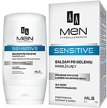Düfte, Parfümerie und Kosmetik After Shave Balsam - AA Men Sensitive Moisturizing After-Shave Balm