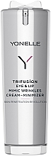 Düfte, Parfümerie und Kosmetik Augen- und Lippencreme gegen Mimikfalten - Yonelle Trifusion Eye & Lip Mimic Wrinkles Cream-Minimizer