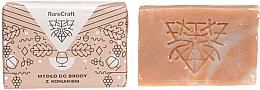 Düfte, Parfümerie und Kosmetik Bartseife mit natürlichen Ölen und Cognac-Aroma - RareCraft