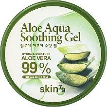 Düfte, Parfümerie und Kosmetik Beruhigendes und feuchtigkeitsspendendes Körpergel mit Aloe Vera für trockene Haut - Skin79 Aloe Aqua Soothing Gel