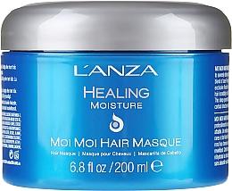Düfte, Parfümerie und Kosmetik Regenerierende und feuchtigkeitsspendende Haarmaske Moi Moi - L'anza Healing Moisture Moi Moi Hair Masque